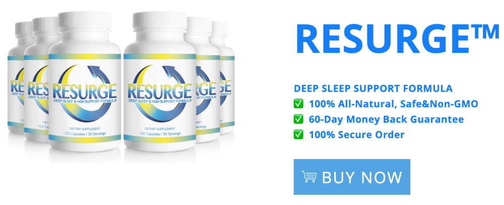 Resurge Supplement - BUY NOW